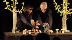Fundbuero im Wald*** Figurentheater Susan Edthofer & Stefan Engeli